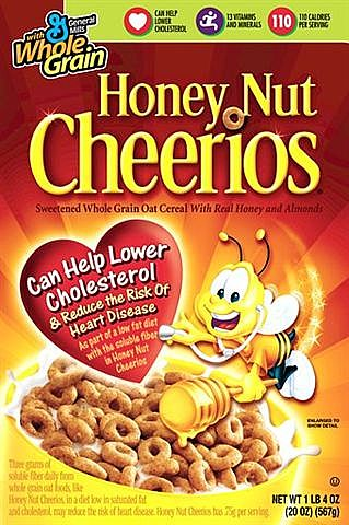 Coupons For Oil Change >> Cheerios Cereal .60 off (1) Printable Coupon