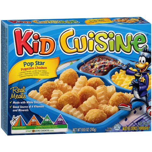 Kids Cuisine Meals $1.00 Off (2) Target Printable Coupon