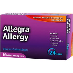 Allegra Allergy $7.00 off Printable Coupon - High Value!