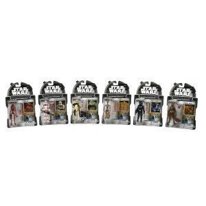 Amazon Sale - Star Wars Action Figure 6-Pack Only $19.99 ...