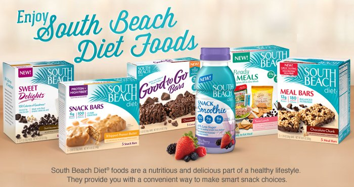 South Beach Diet Coupons Printable
