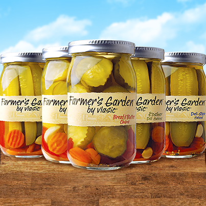 Vlasic farmers garden 50 off printable coupon for Vlasic farmer s garden pickles