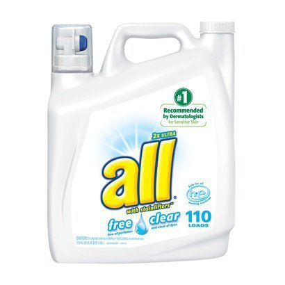 All Laundry Detergent 2 00 Off 2 Printable Coupon