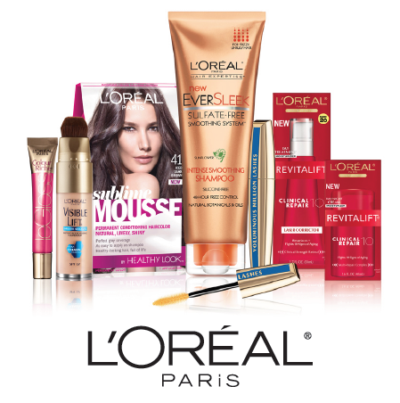 graphic about Loreal Printable Coupon named LOreal Paris Items $5.00 off Printable Coupon