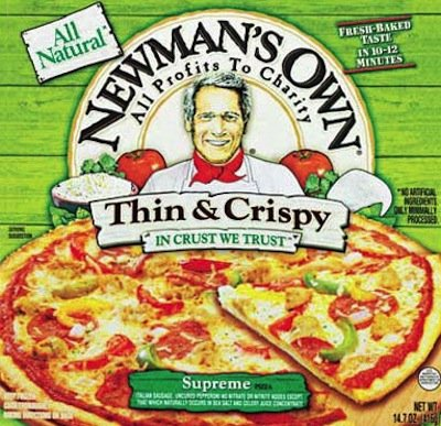 Newman's Own Frozen Pizza $1.00 off Printable Coupon