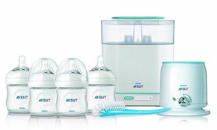avent digital bottle warmer instructions