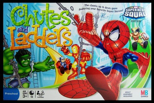 Hasbro Chutes And Ladders Board Game 3 00 Off Coupon