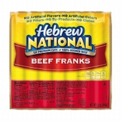 hebrew national franks