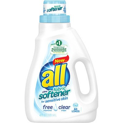 all fabric softener