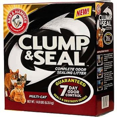 Clump And Seal Cat Litter Target