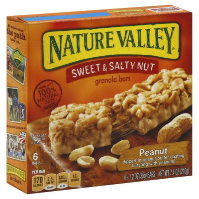 nature valley granola