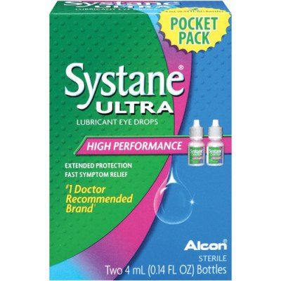Systane Eye Care $4.00 off Target Printable Coupon Stack