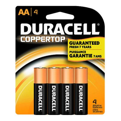 Duracell Battery Products .50 off (1) Printable Coupon