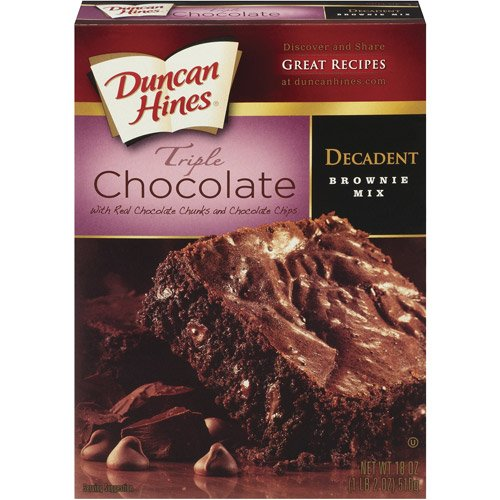 Duncan Hines Cake Mix Purchase