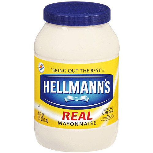 Hellmans Mayonnaise
