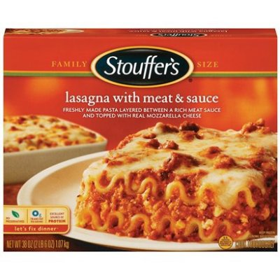 Stouffer's Family Entree $1.50 off (1) Printable Coupon