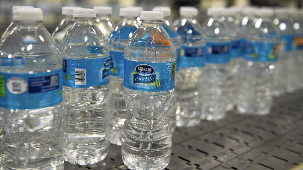 Nestle Pure Life 24 Pack Water $1.00 off Printable Coupon