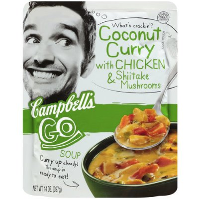 Campbell S Go Soup Pouch 1 00 Off Printable Coupon