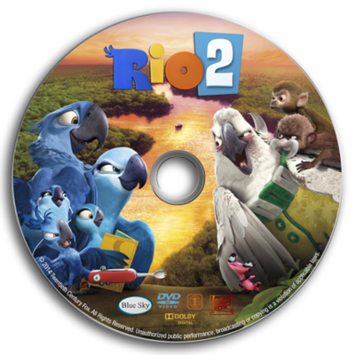 Coupons For Oil Change >> RIO 2 DVD or Blu-ray $5 off Printable Coupon