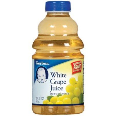 Gerber Baby Juice .75 off Printable Coupon - Great Doubler!