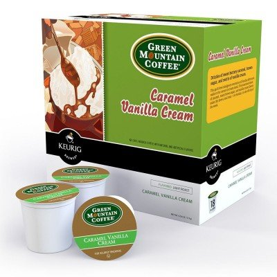 Green Mountain Coffee K-Cups $1 off Printable Coupon
