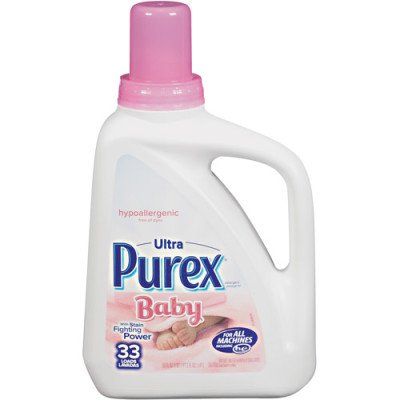 Purex Baby Laundry Detergent $1 off Printable Coupon