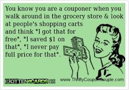 coupon funny