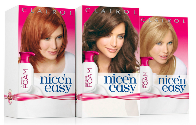Clairol Nice N Easy Hair Color 2 Off Printable Coupon Clairol Coupons