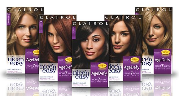 Clairol Age Defy Hair Color 3 Printable Coupon Clairol Age Defy Coupon