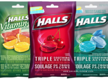 Halls Coupons