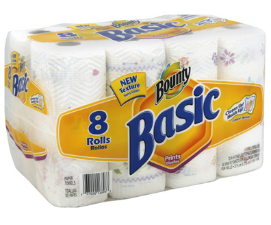 photo relating to Bounty Coupons Printable identify Bounty Paper Towels $1 off Printable Coupon - $1 Bounty Coupon