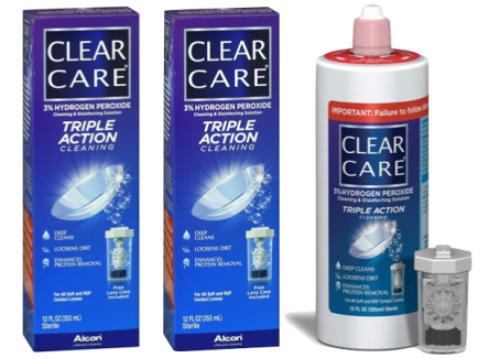 """thoughts on """" I got Clear Care contact lens solution in my eye! christine May 4, at pm. I am sitting here with one eye covered with tissue like a friggin' pirate because I did the same exact thing with the contact stuff this morning."""