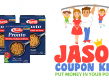2016 barilla pronto printable coupon