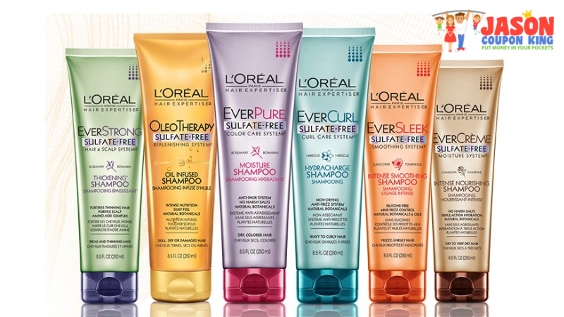 Coupons for l oreal