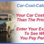 how to reduce car expenses