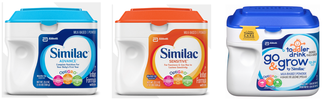 Baby formula online coupons