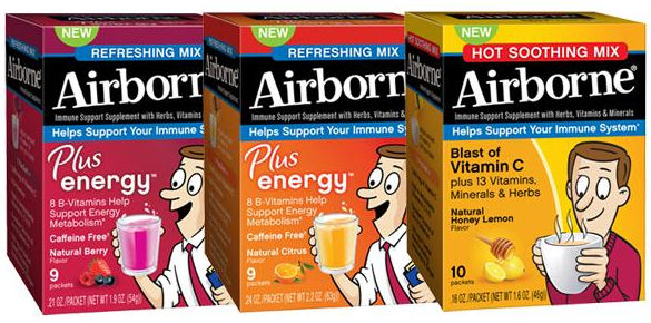 2 00 Off Airborne Printable Coupon Airborne Coupon 2018