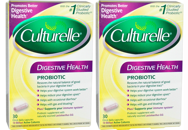 photo relating to Culturelle Coupon Printable identified as $5.00 Off Culturelle Probiotic Coupon - Culturelle $5 Off Coupon